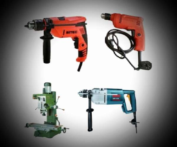 types+of+drill+machine